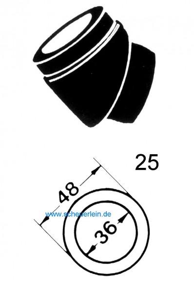 Adapter 025 --- für Synchrometer BK