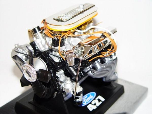 Modell-Motor V8 Ford 427 Wedge