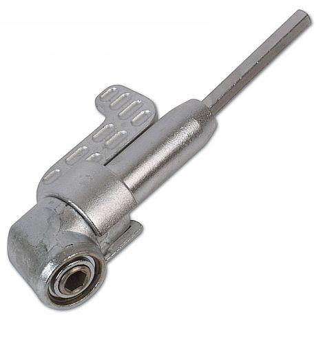 Winkelschrauber 60° Aufsatz für Schrauber-Bits