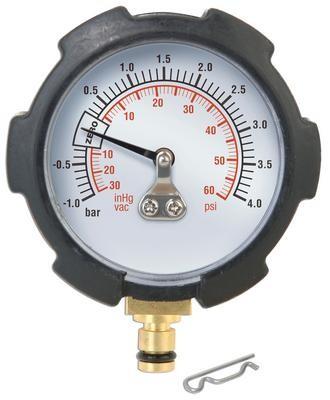 Nachrüst- / Ersatz- | Druck- / Unterdruckuhr -1 bis 4 Bar