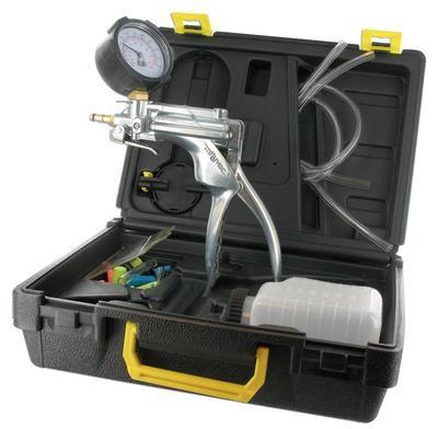 Mityvac Vakuum- Druck- Pumpe -Metall-
