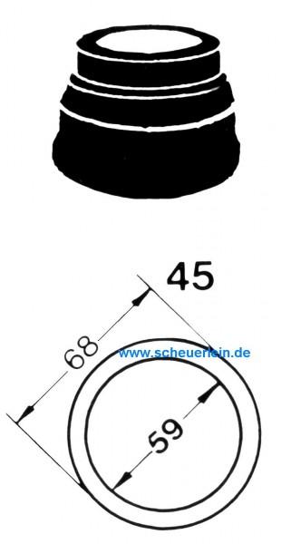 Adapter 045 --- für Synchrometer BK