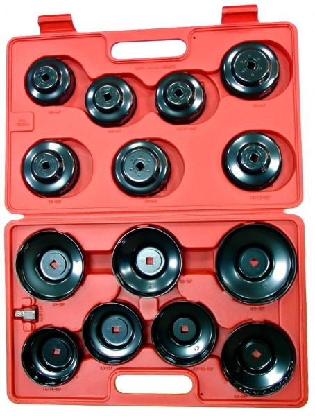 Ölfilterschlüssel 15-teilig