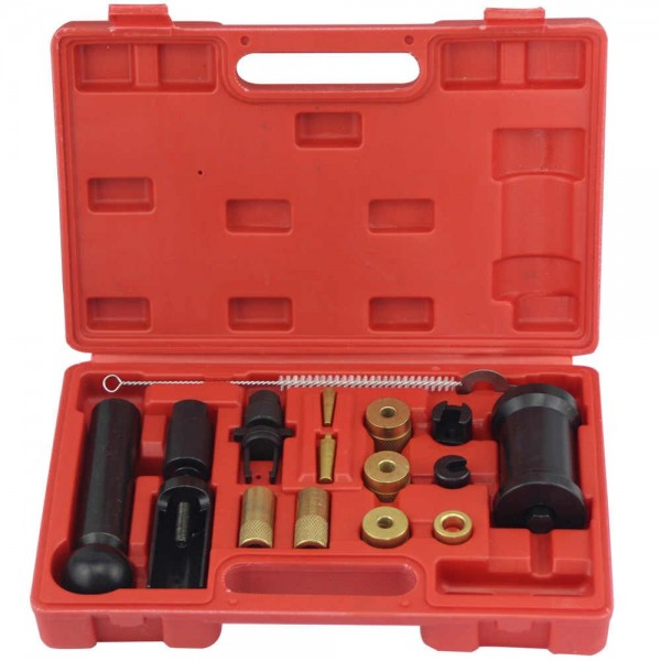 VW FSi Injektor Demontage- / Montagewerkzeug 18 - teilig