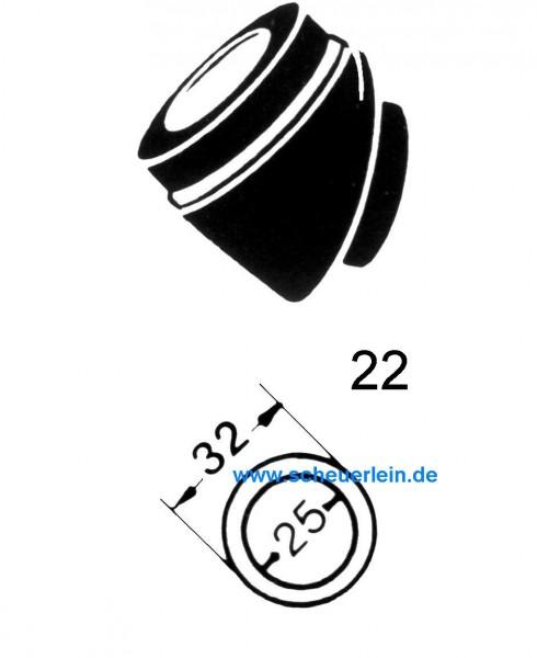 Adapter 022 --- für Synchrometer BK