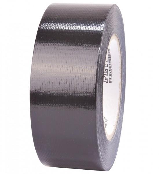 PETEC - Uni-Gewebeband schwarz