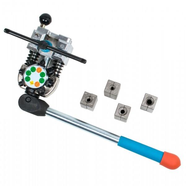 Professionelles Bremsleitungsbördelgerät in extra robuster Ausführung