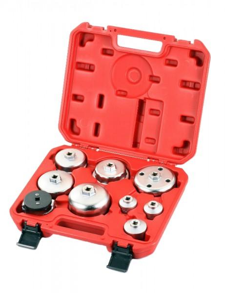 Ölfilterschlüssel 9-teilig