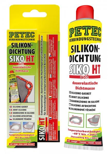 PETEC - Motordichtmasse rot