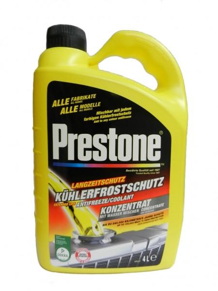 Prestone - Kühlerfrostschutz Konzentrat