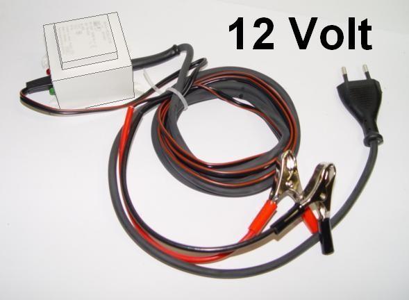 Batterieerhaltungsladegerät 12 Volt