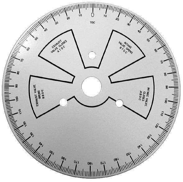 Metall Gradscheibe 230mm