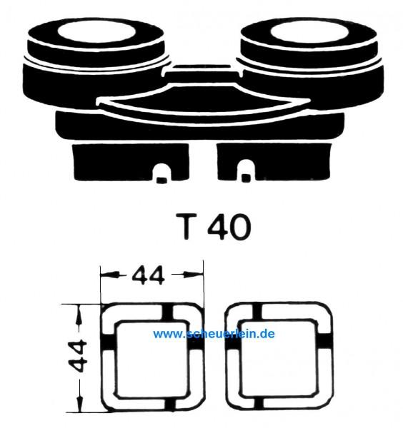 Adapter 040 --- für Synchrometer BK