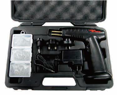 AKKU Kunststoff / Plastik - Reparatur Kit `Hot Stapler`
