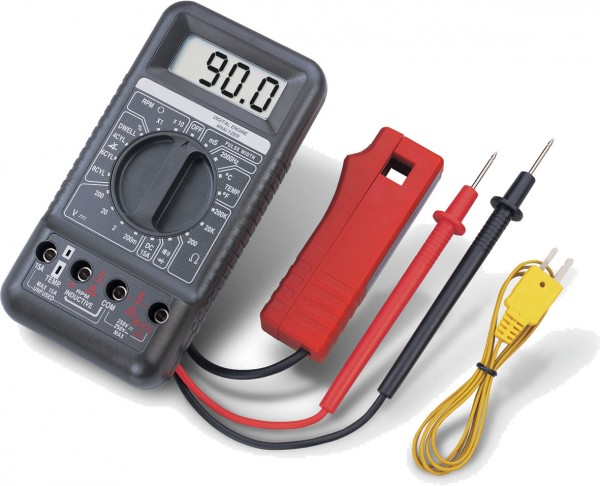 Digital KFZ-Multimeter