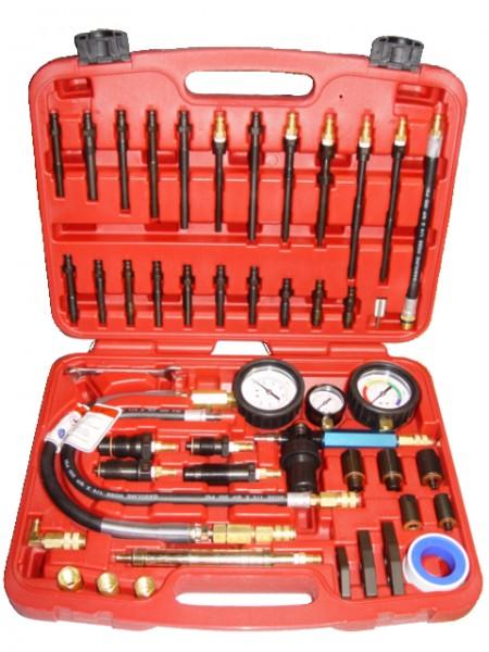 Kompressions- u. Druckverlusttester Diesel & Benzin | 7,0 bar Arbeitsdruck