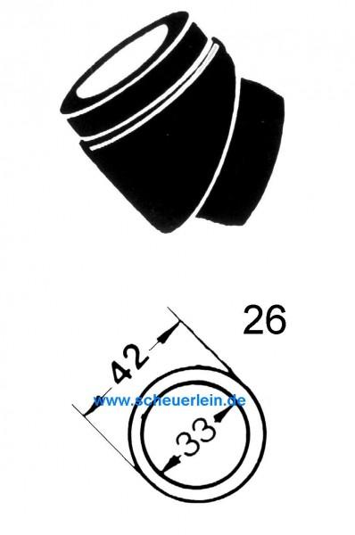 Adapter 026 --- für Synchrometer BK