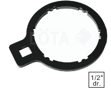 Diesel - Kraftstofffilter Schlüssel VW / VOLVO