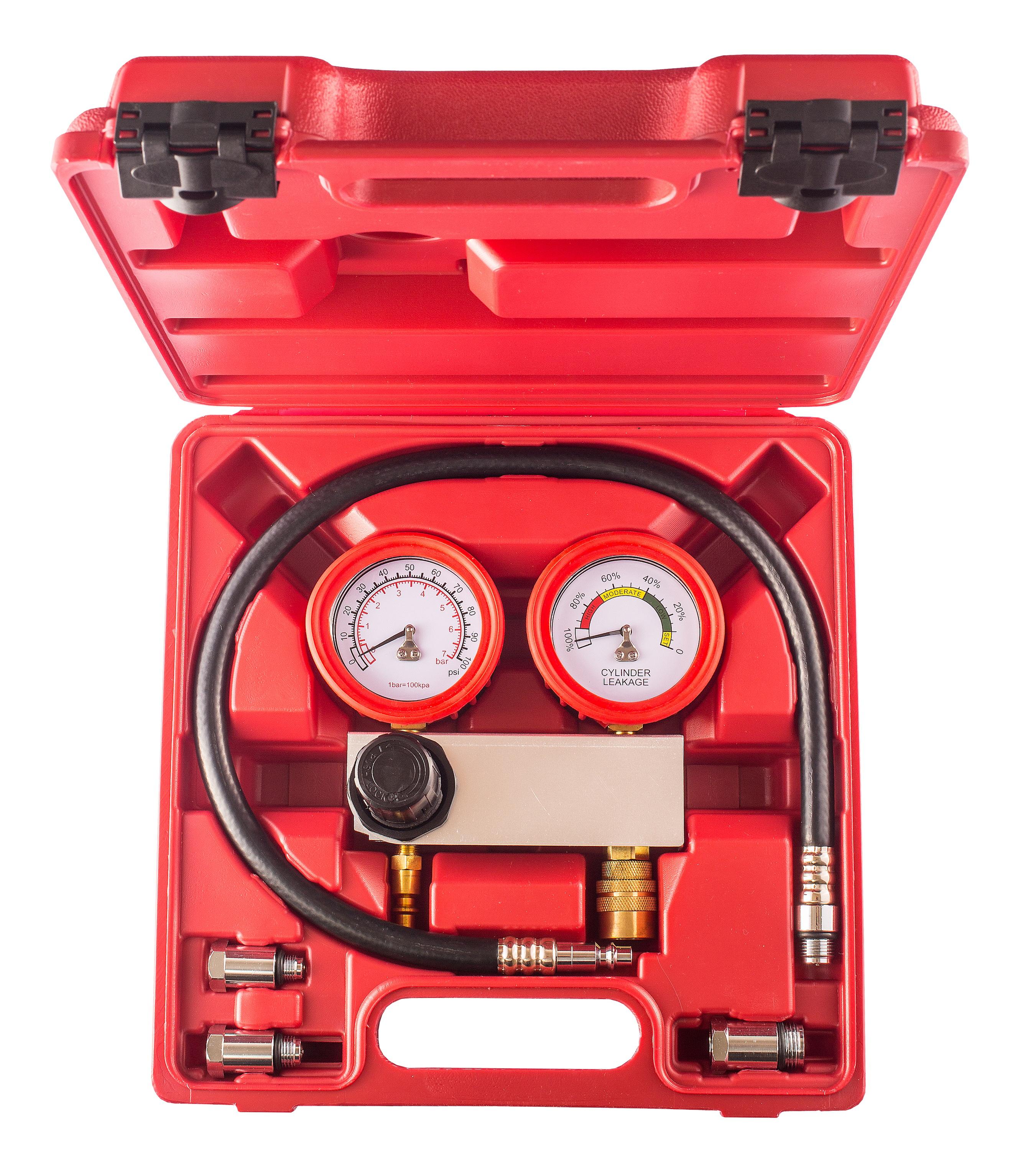 Adapter von M14 auf M12 Zündkerzengewinde für Kompressions Tester Druckverlust