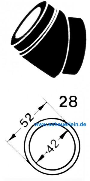 Adapter 028 --- für Synchrometer BK