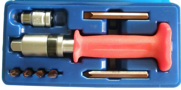 Schlagsschrauber mit Handschutz
