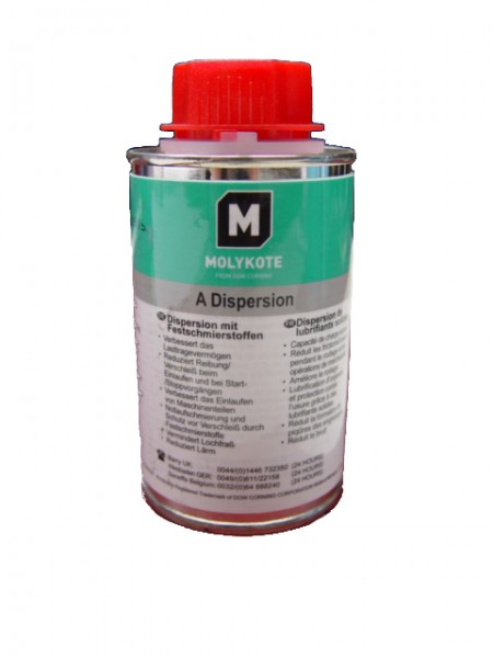 Molykote® A-Dispersion - MOS2 Feststoff-Ölzusatz