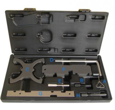 Motoreinstellsatz für FORD 1.6 VVT Motor