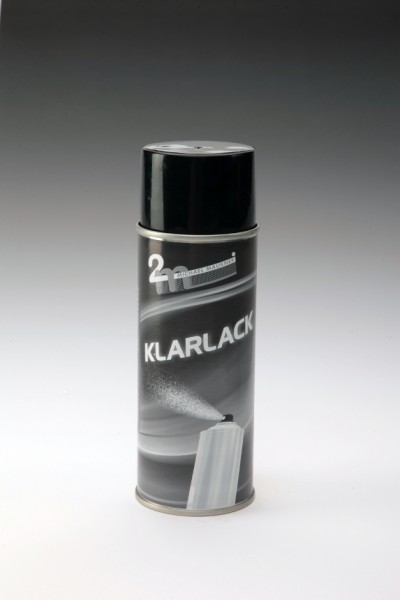 2m - Klarlack Spray