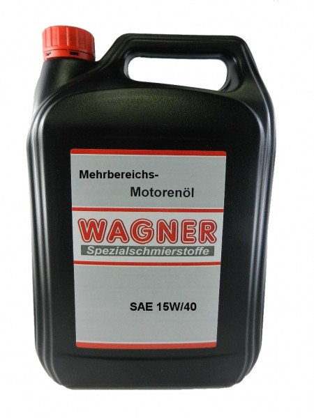 WAGNER - Mehrbereichsmotoröl SAE 15W/40