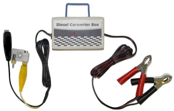 Diesel- Adapter für Zündlichtpistolen