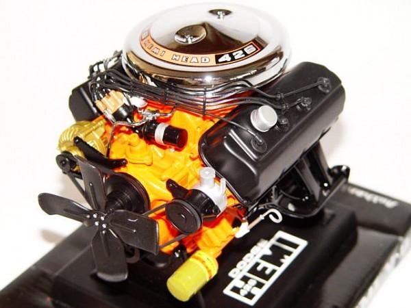 Modell-Motor V8 Dodge 426 HEMI