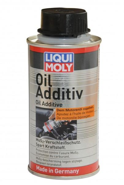 LIQUI MOLY Öl-Additiv mit MoS2-Verschleißschutz 125ml