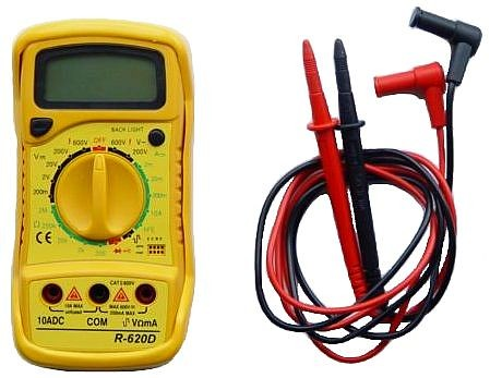 Digitaler Multimeter