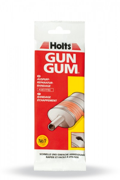 Gun Gum Bandage - Auspuff-Reparatur-Bandage