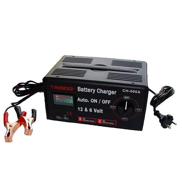 Batterieladegerät 6/12 Volt Automatik