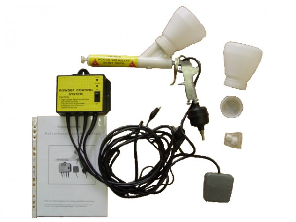Pulverbeschichtungsgerät