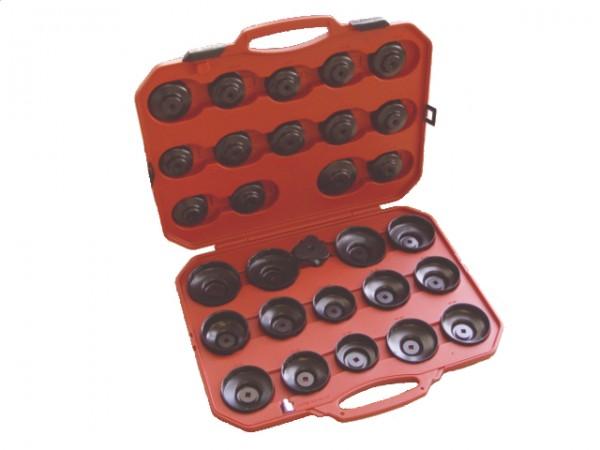 Ölfilterschlüssel 30-teilig