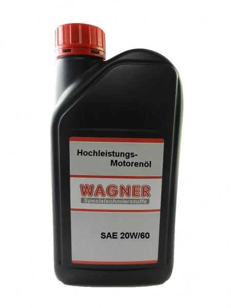 WAGNER - Hochleistungsmotoröl SAE 20W/60 Racing