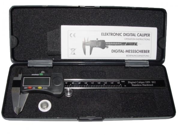 Digital-Messschieber DIN 862 - 150 mm