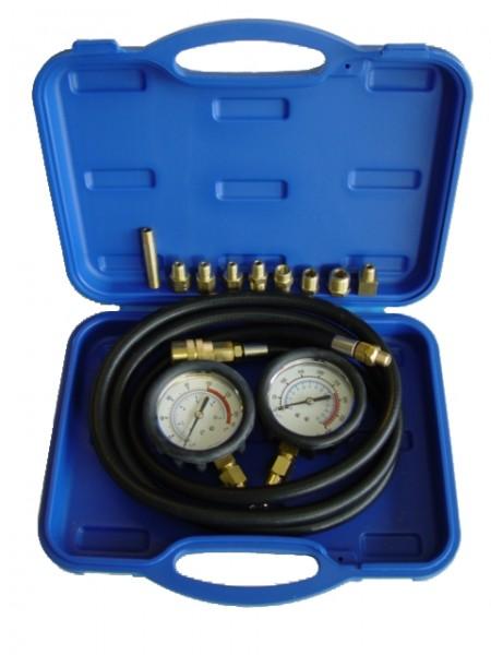 Öldrucktester für Motor und Getriebe