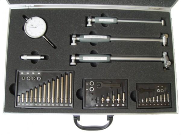 Präzisions-Innen-Feinmessgerät Satz 18 - 160 mm