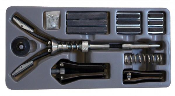 Zwei- bzw. Dreiarmhongeräte 18 - 75mm (3er Satz)