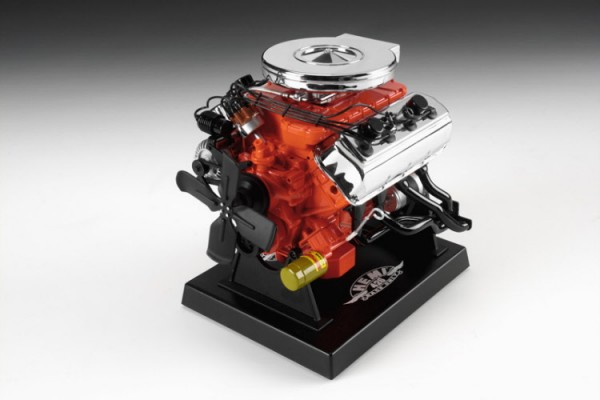 Modell-Motor V8 Hemi Racing Engine
