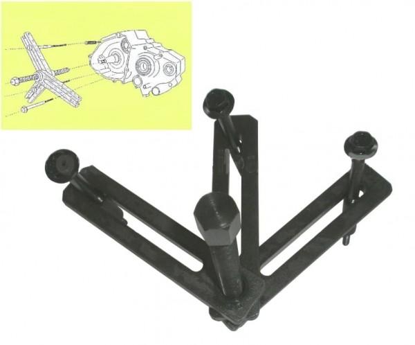 Motorgehäuse Abdrück- Trennvorrichtung