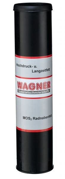 WAGNER - MOS2 / Molybdändisulfid Hochdruckfett